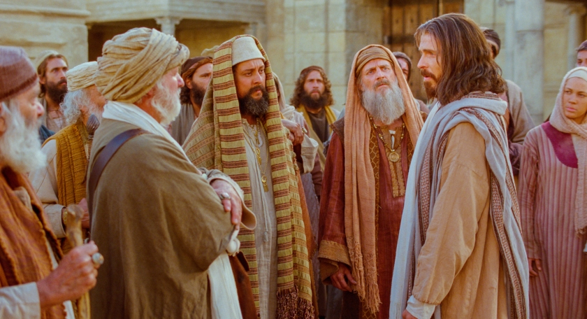 Image result for Pharisees asking ques to Jesus